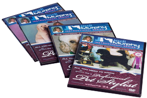 dog grooming dvds